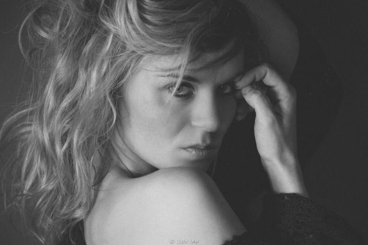 photography, blackwhite, portrait - loyph | ello