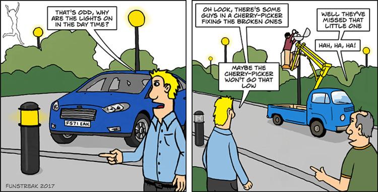 Testing Testng  - Carpark, Lights - rickatkinson   ello