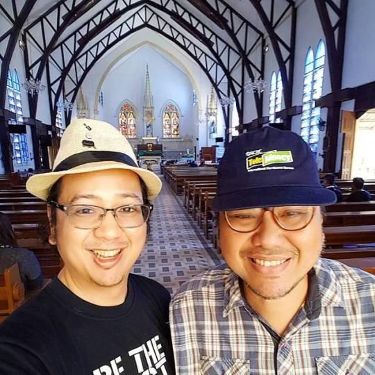Visiting City - ImmaculateConceptionCathedral - vicsimon | ello
