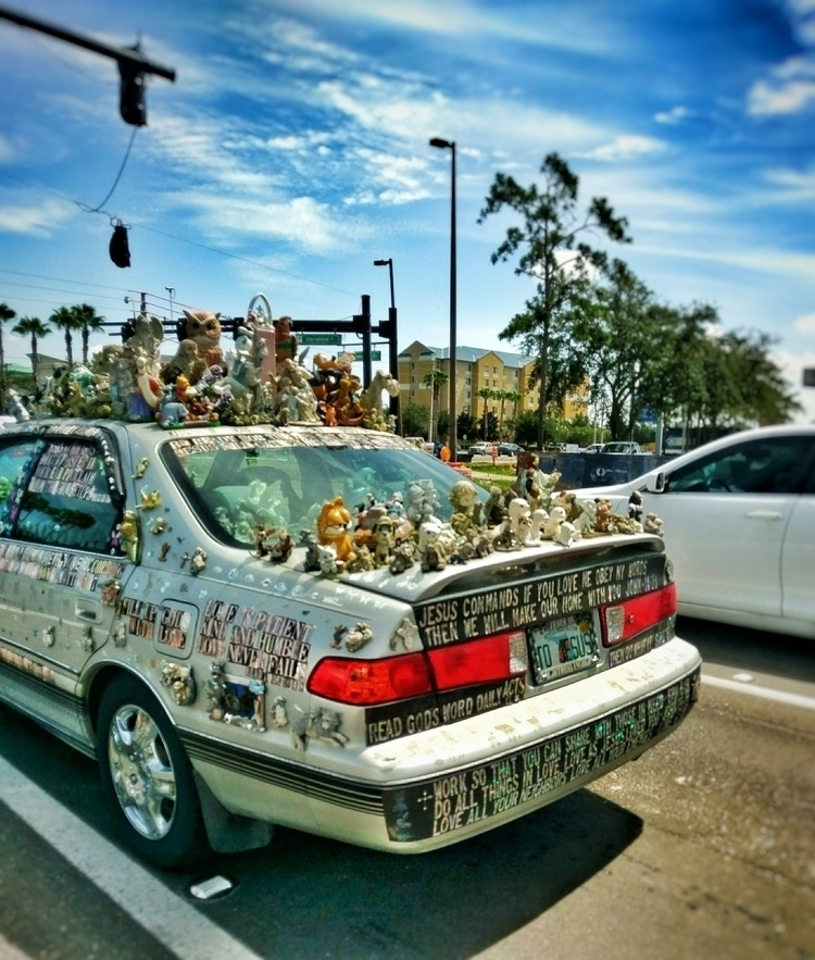 street, Florida, RoadTrip - djinnxi | ello