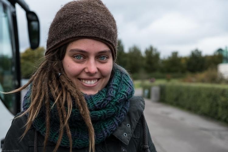 Aqua Eyed girl, Copenhagen, Den - shutterstalk | ello