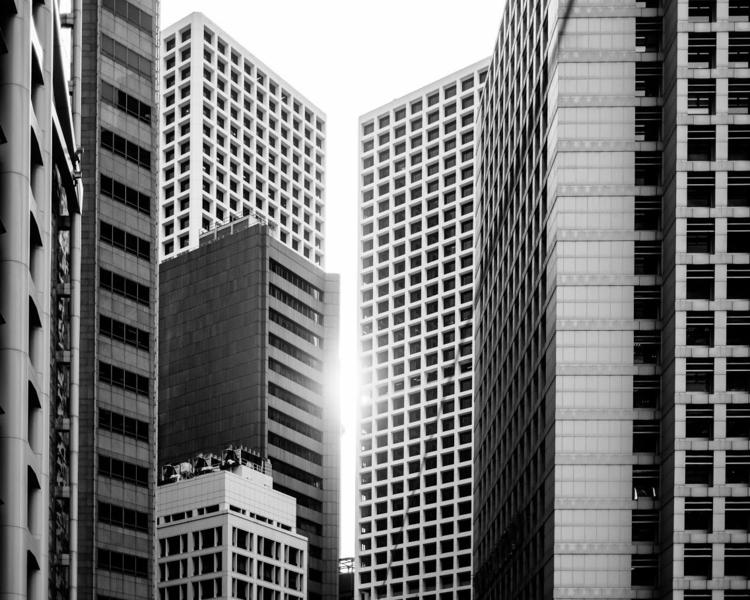 light - concretejungle, sunset, cityscape - aashim_tyagi | ello