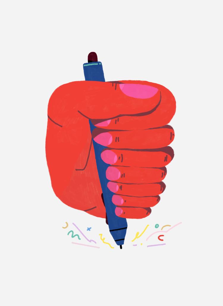 illustrations year. website. se - sebastiancuri | ello