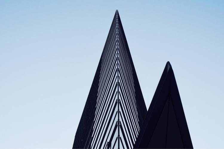 berlin, architecture, vintagelens - blueball_studio | ello