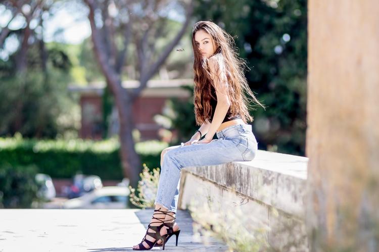 Model, Sensual, MauroSarangaPhotography - msaranga   ello
