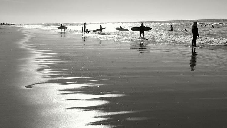 Biarritz, octobre indien 2017 - ocean# - dindaudso | ello