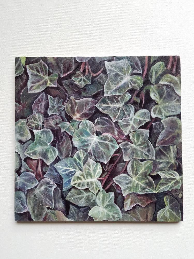 Ashlyn Metcalf introvert, paint - ashlyn_metcalf | ello