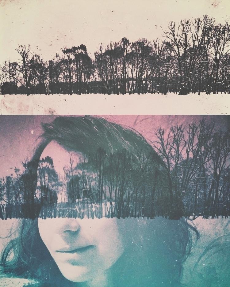 winter - selfportrait - sairenso | ello