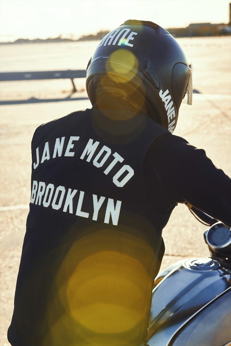 Jane Motorcycles, Queens. Photo - kylelieberman | ello
