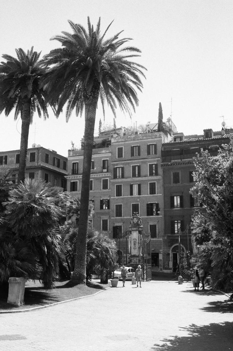 Rome - rome, italy, bw, blackandwhite - dominikfabsits | ello