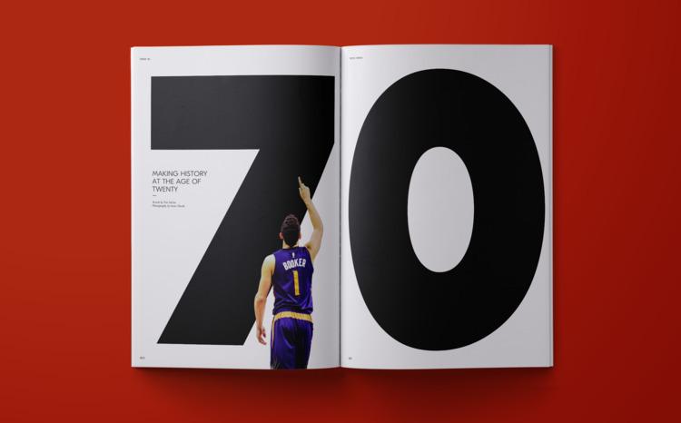 Triple Double Magazine Issue 01 - luiscoderque | ello