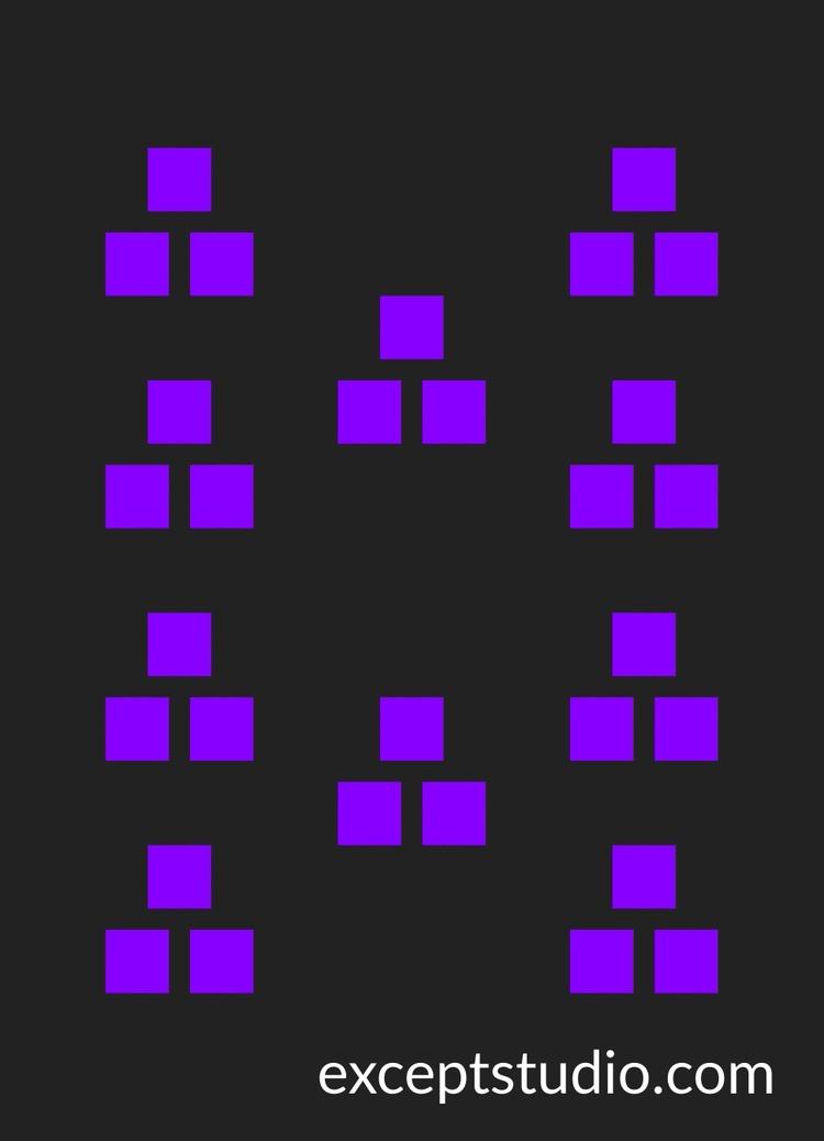 minimalist ten clubs redesigned - exceptstudio | ello