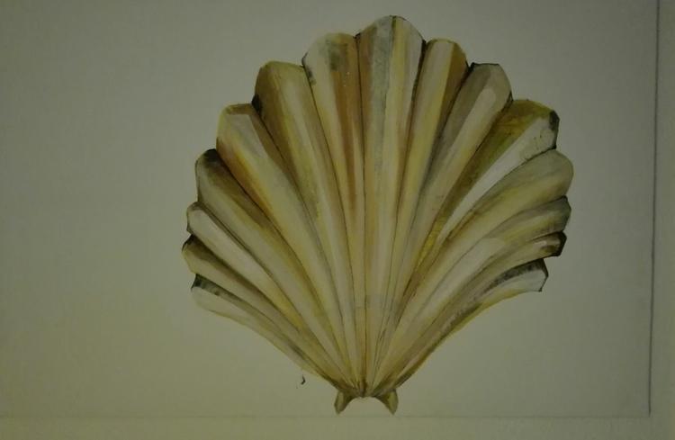 art, acryl, shell - frankosch | ello