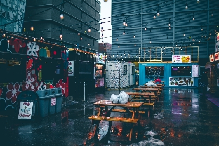 food festival lacking attendanc - itsathingimagery | ello
