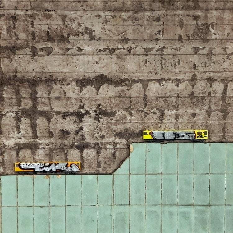 Kunst - art, miniature, ubahn, tiles - varekberlin | ello