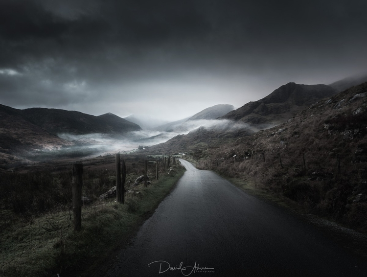 Black Valley Co .Kerry beautifu - ireland_dreamscapes | ello