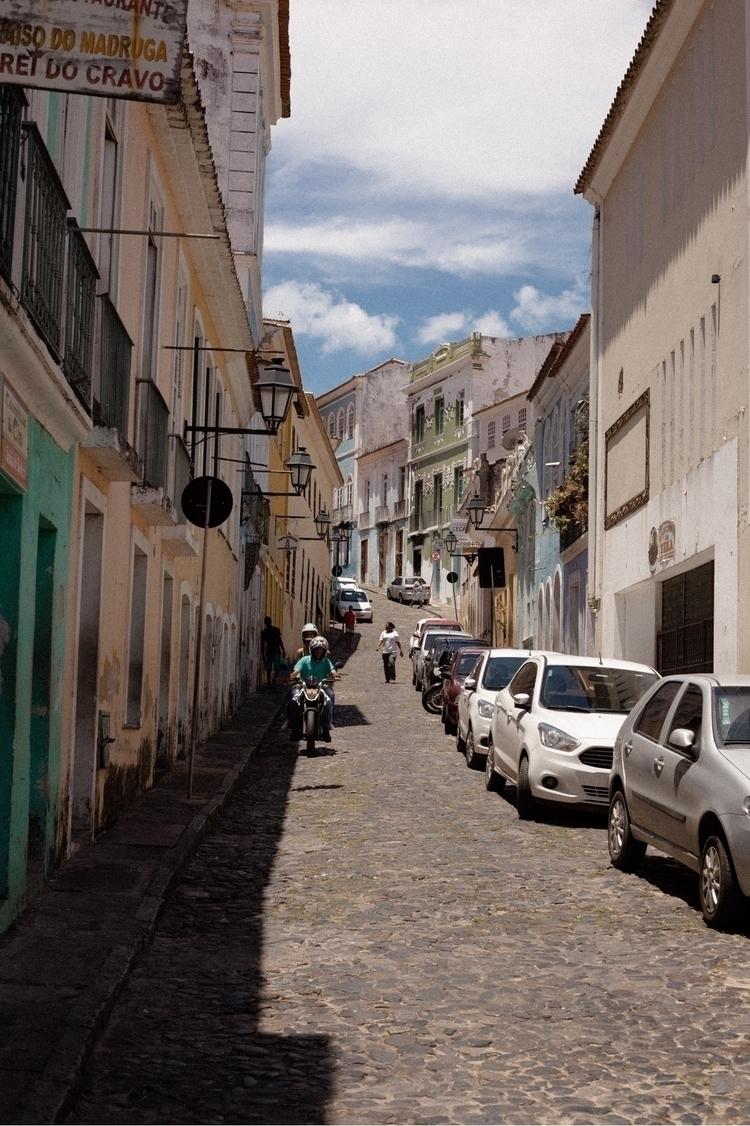 Salvador, Bahia. 2018  - brazil - joltphoto | ello