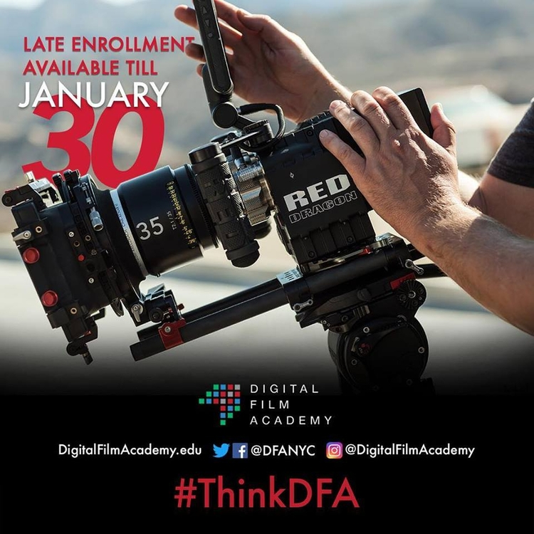 Late Enrollment DFA. Enroll tod - digtalfilmacademy | ello