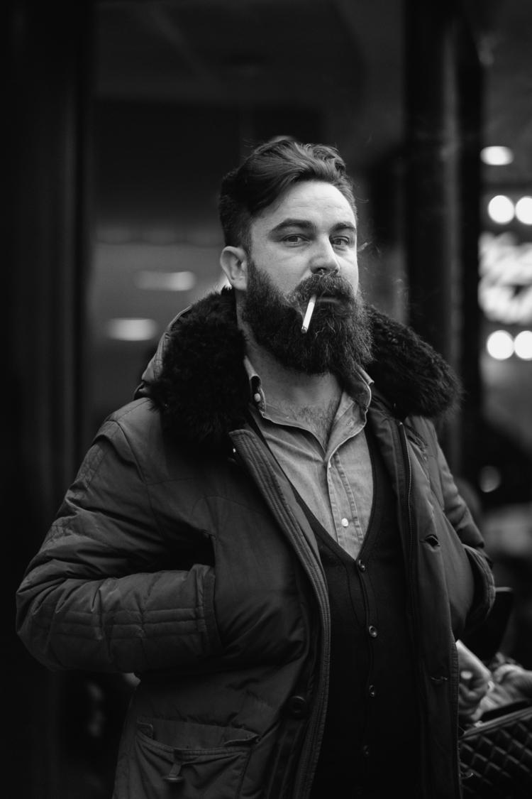 London street photography, Leic - heroesforsale | ello