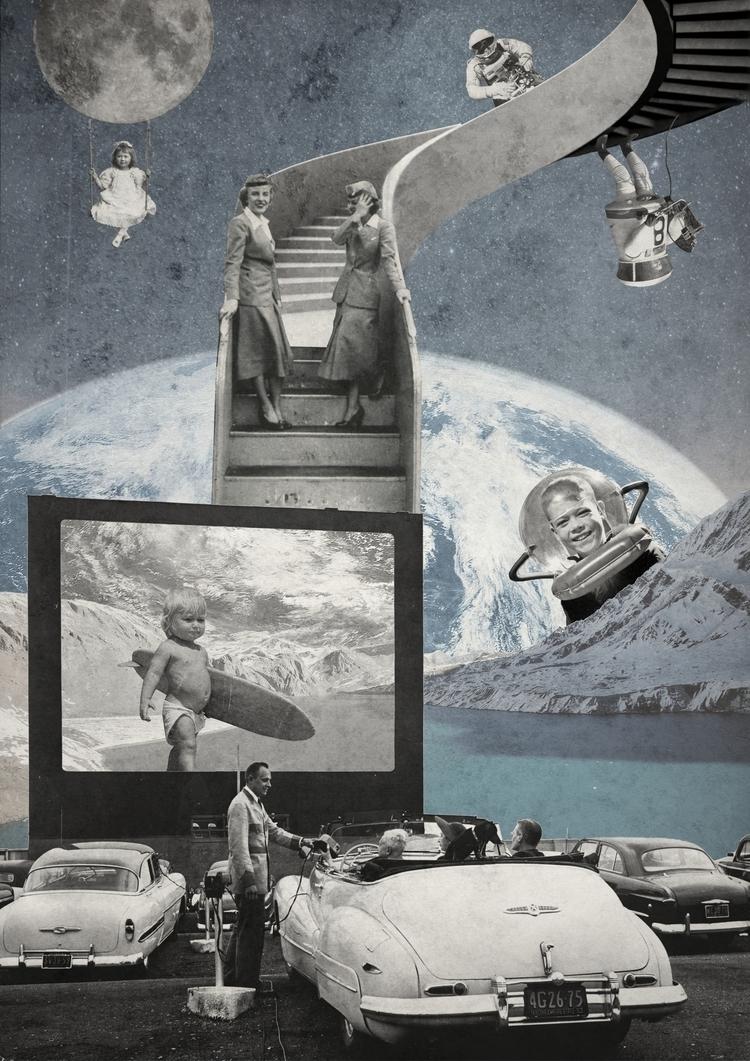 НЕТ ПРАВИЛ - collage, collageart - gospodinkrugly | ello