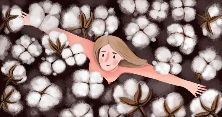Illustration Suav - illustration - loretaisac | ello