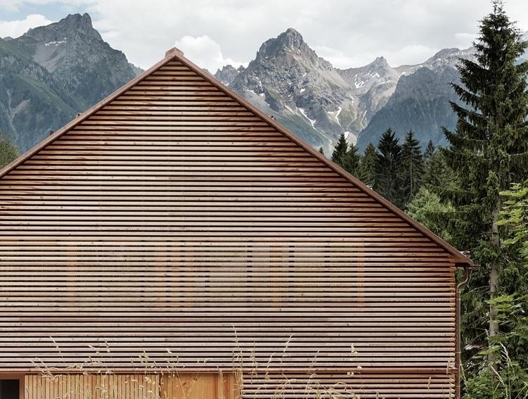House Tschengla Innauer-Matt Ar - thetreemag | ello