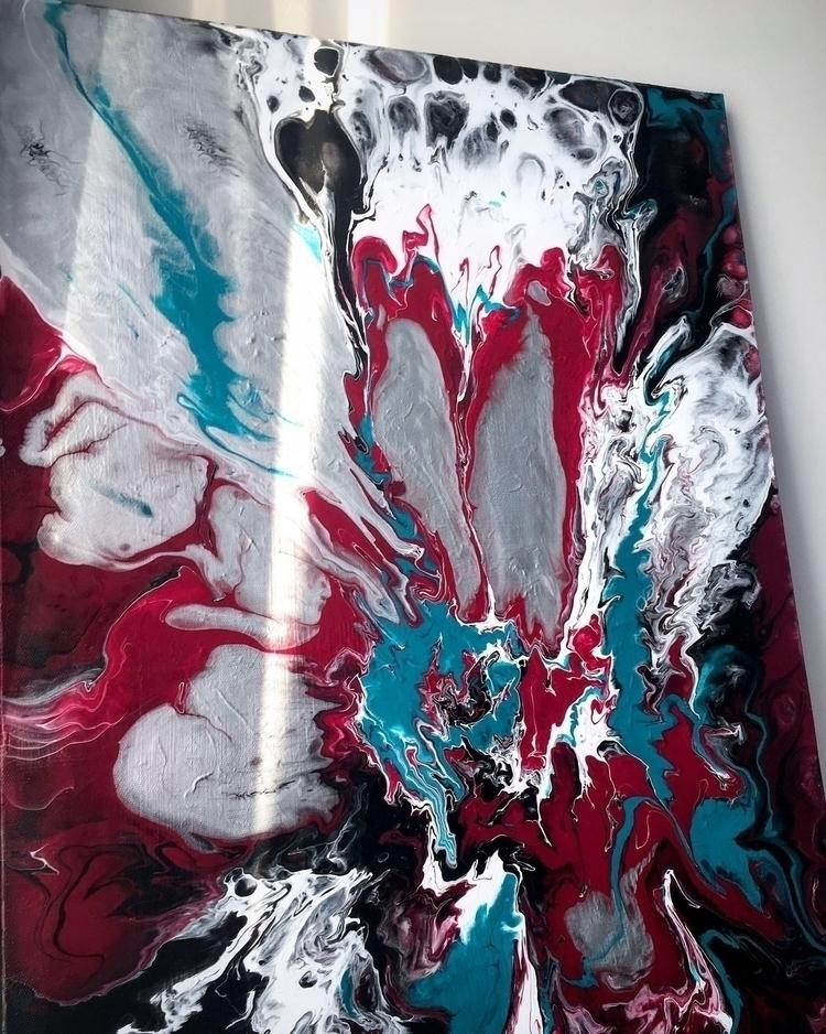 fluidpainting, myartwork, abstractart - aneesity | ello