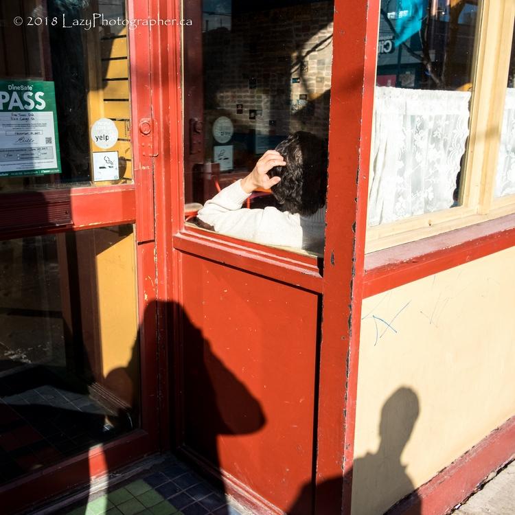 Itchy head photography - lazyphotographer | ello
