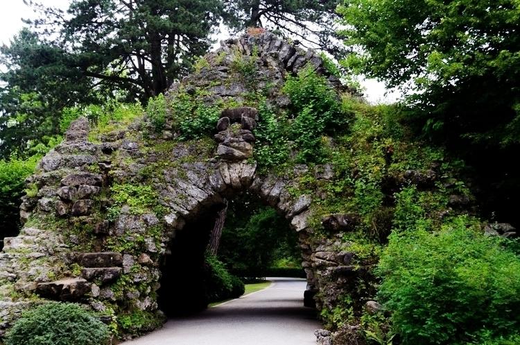 Eremitage - Grottenhügel - landscape - marcuswilsonculley | ello