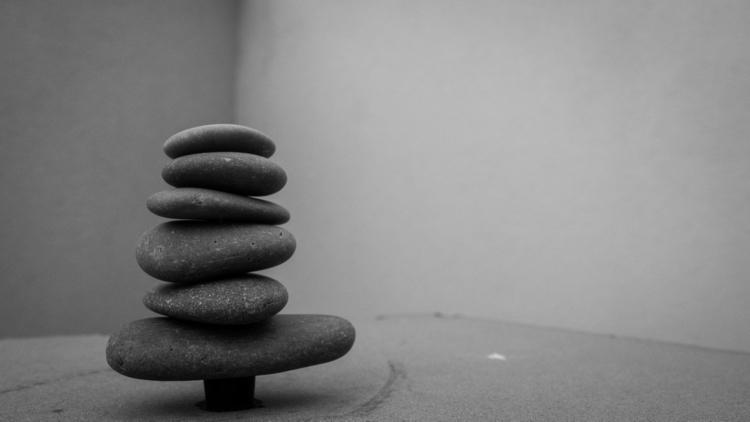 (Zen thoughts - bnw, blackandwhite - breezeblocksphoto | ello