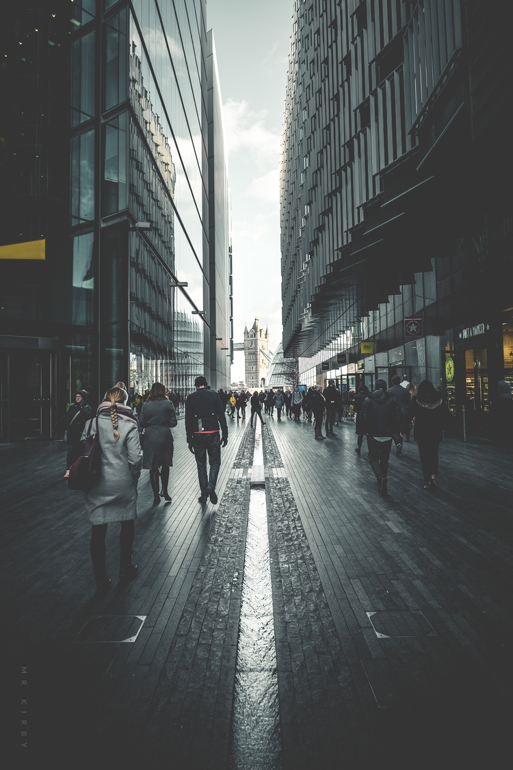 Rill - london, streetphotography - mrkirby | ello