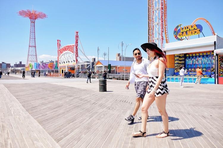 Coney Island, Brooklyn NY, Unit - kick_in | ello