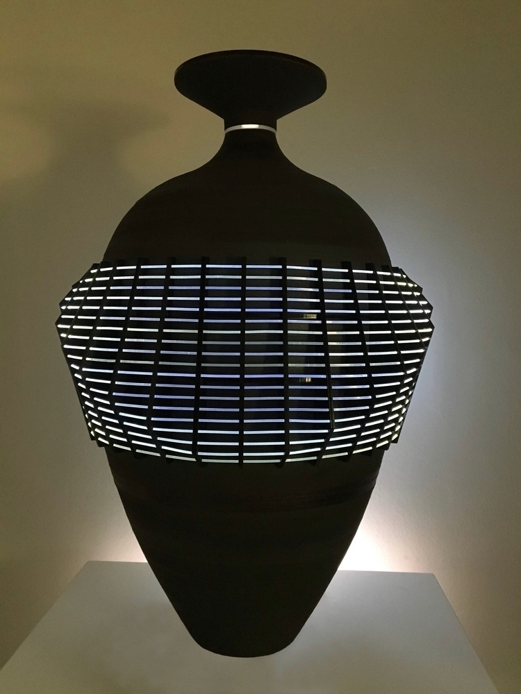 """Black Beginning"" Ceramics, Acr - yuro_cuchor 