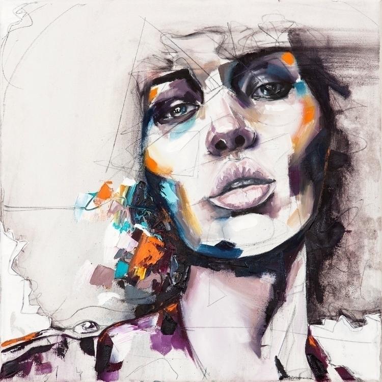 Sebastian Wandl, Ibella, oil ca - wandl-art | ello