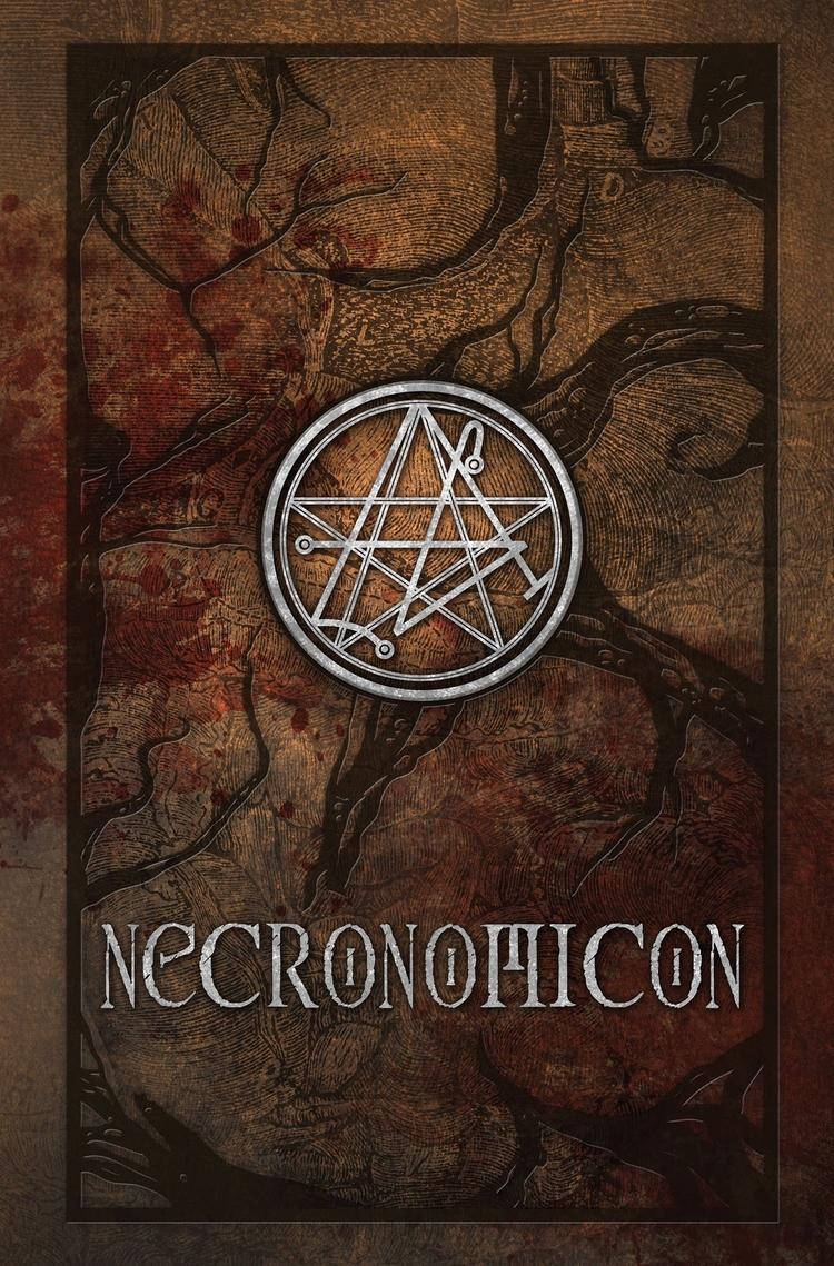NECRONOMICON - johnhopper   ello