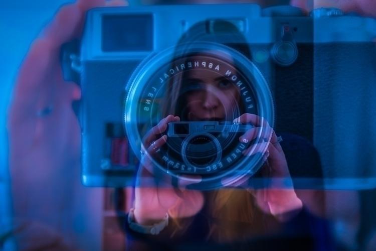 Offer experience truth - portrait - adachic | ello