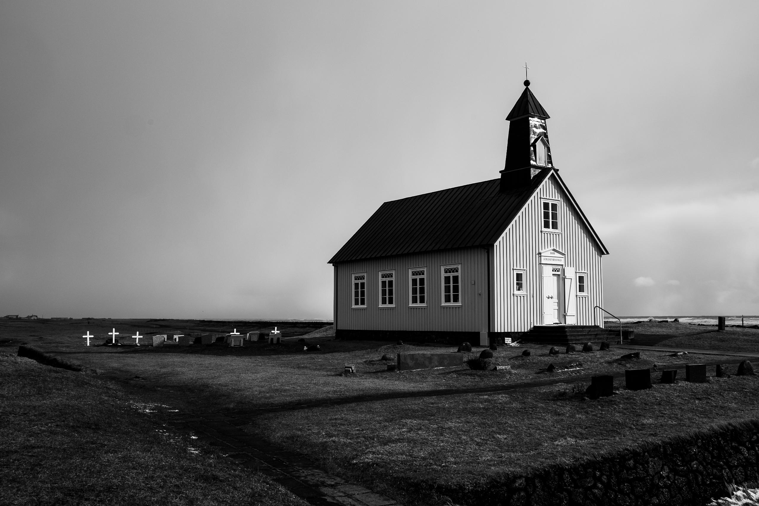 church Iceland located 50m roug - ale_x_posure | ello