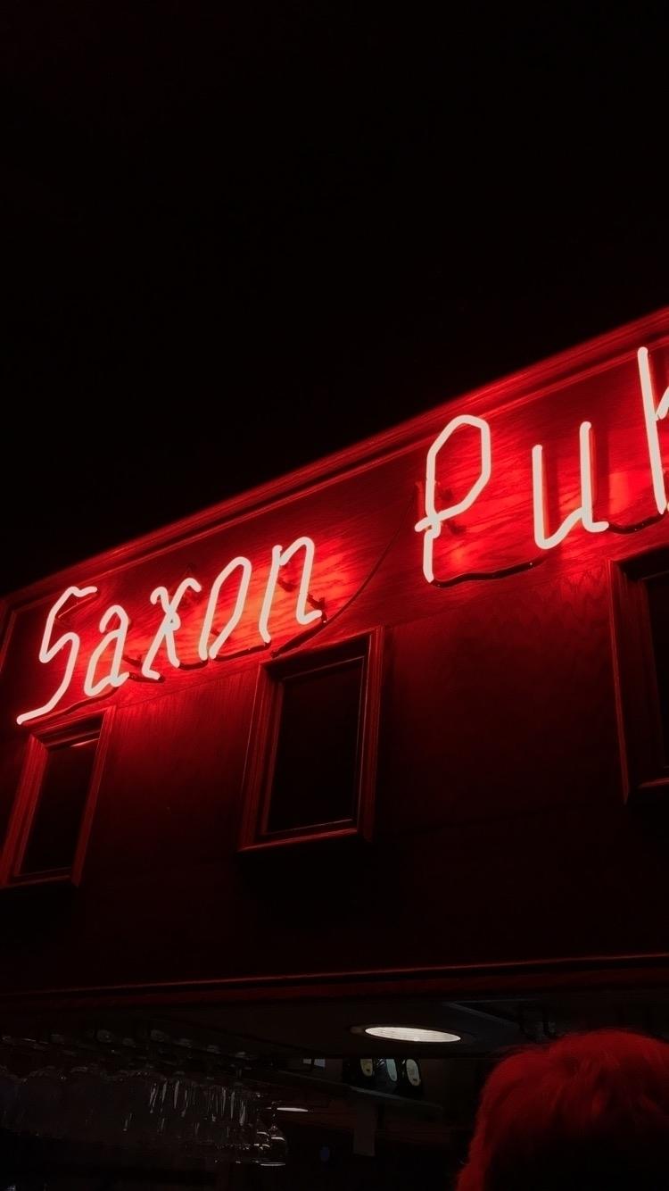 Saxon Pub OG venues reached loc - gabriellepitman | ello
