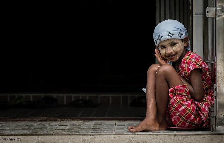 Hangin' Musalla - myanmar, burma - julianrayphotography | ello