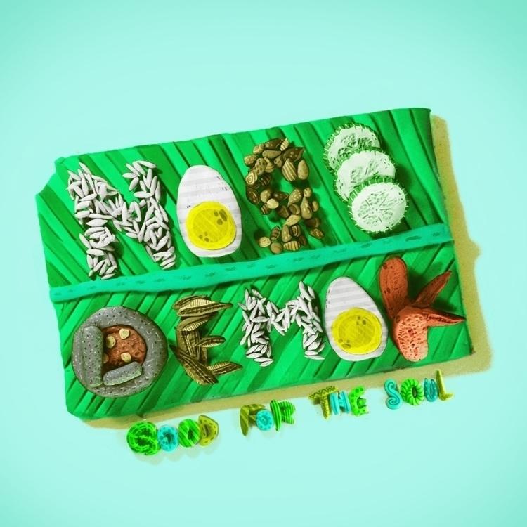 saturday, craving, malaysian - marcoskueh | ello