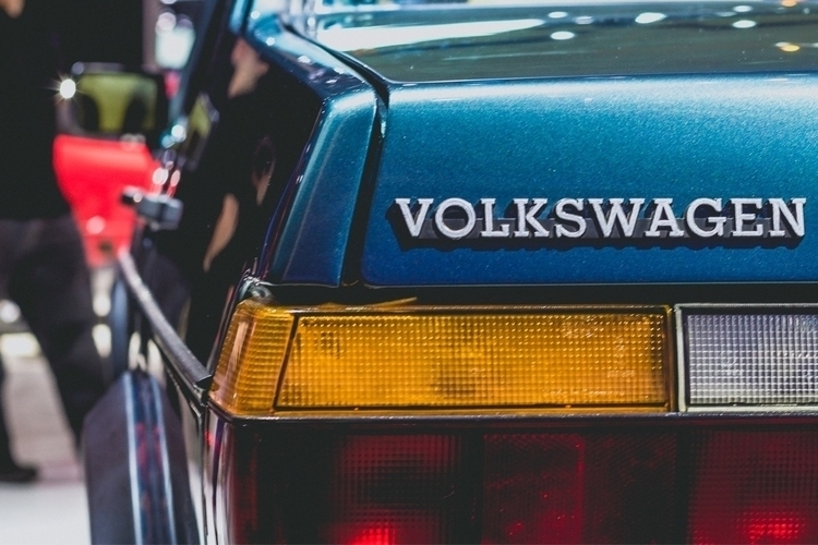 vw, Volkswagen, retro, car, carphotography - mischuhh | ello
