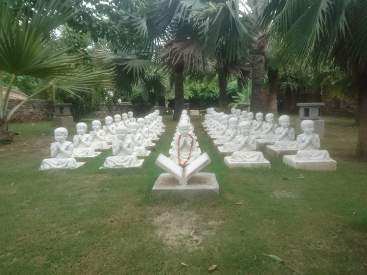 5 senses garden - India, aroundtheworld - unknownmusketeer | ello