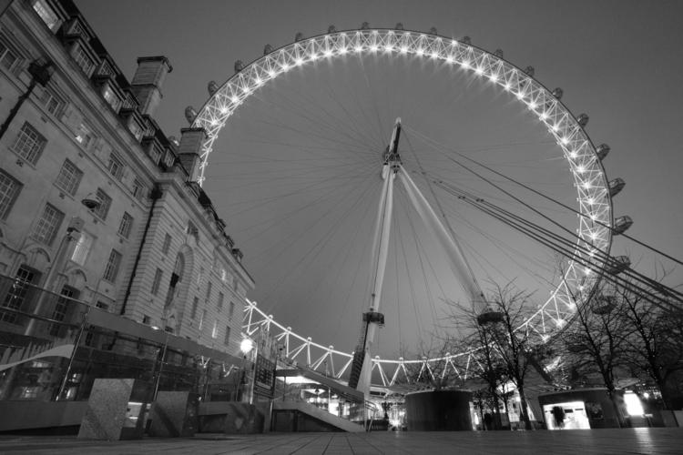 London Eye - photography, streetphotography - berryphillips | ello