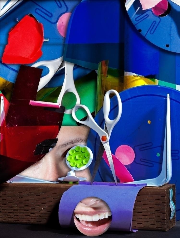 Dominick Chavez artist working  - dhminick | ello