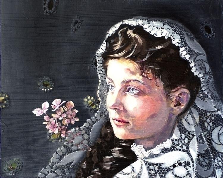 Lizzie Davant 1900 | 10X8 2017 - sierralowe | ello