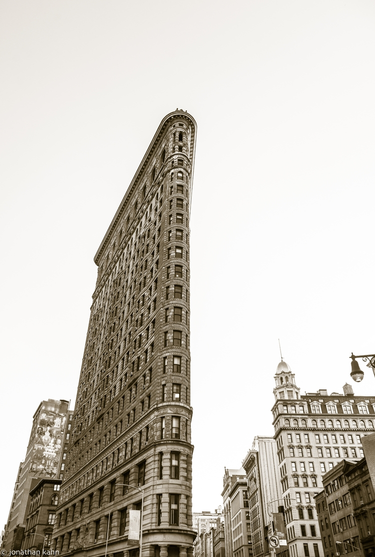 Flatiron Building York City - architecture - jonkahn | ello