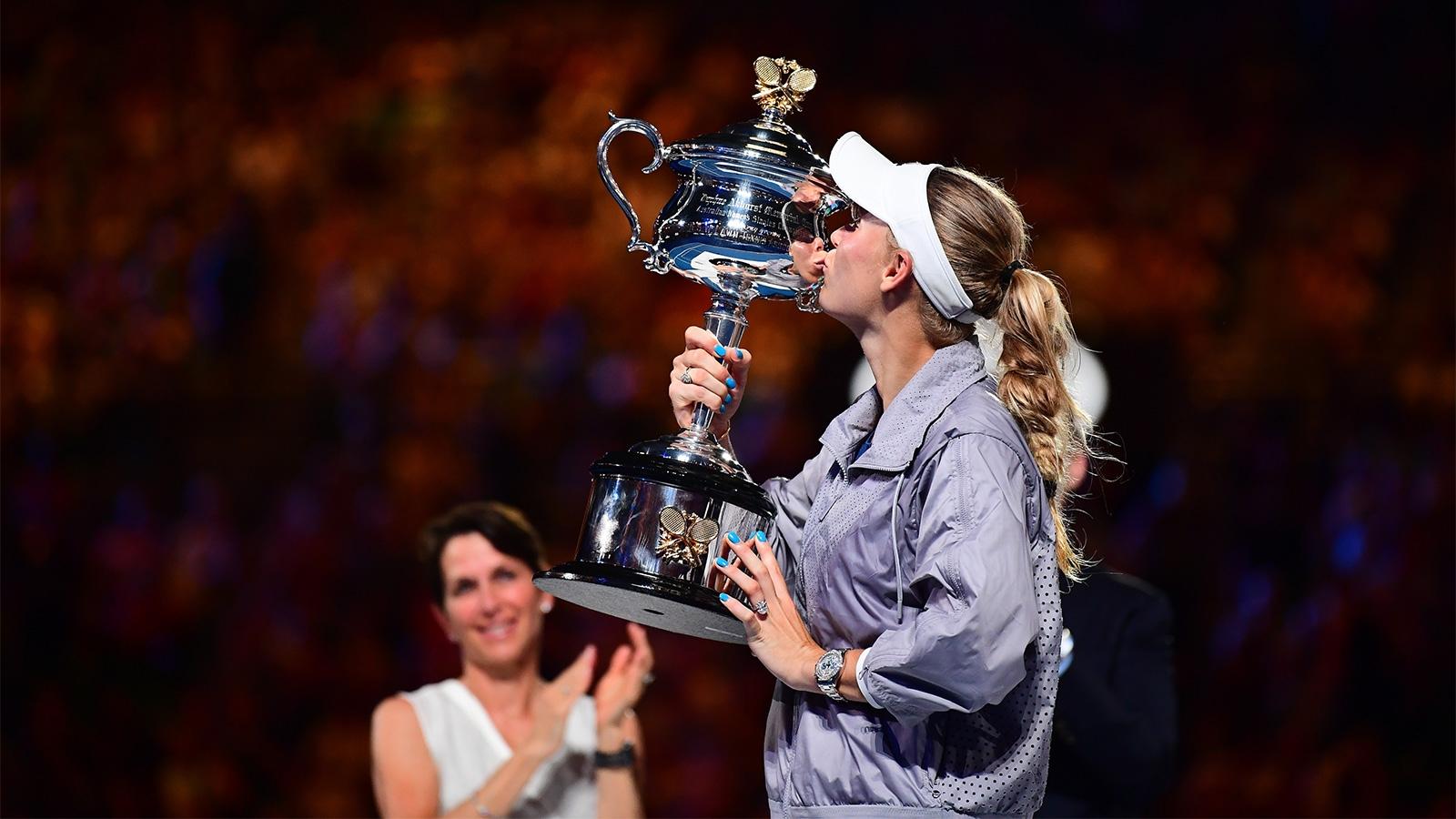 Australian Open 2018 - final Ca - tennisblog | ello