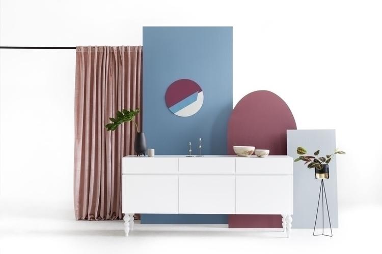 TALLUKO furniture design • stud - weronika_trojanowska | ello