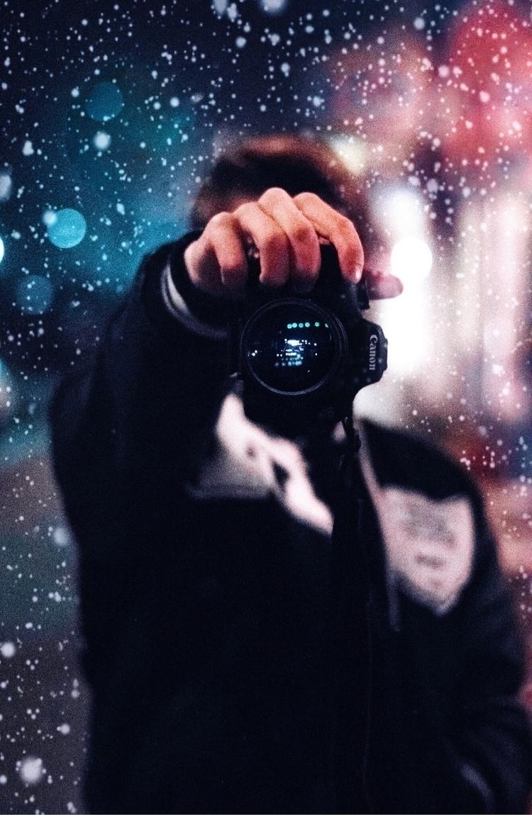 Blizzard - photography, winter, portrait - shotbyrusso | ello