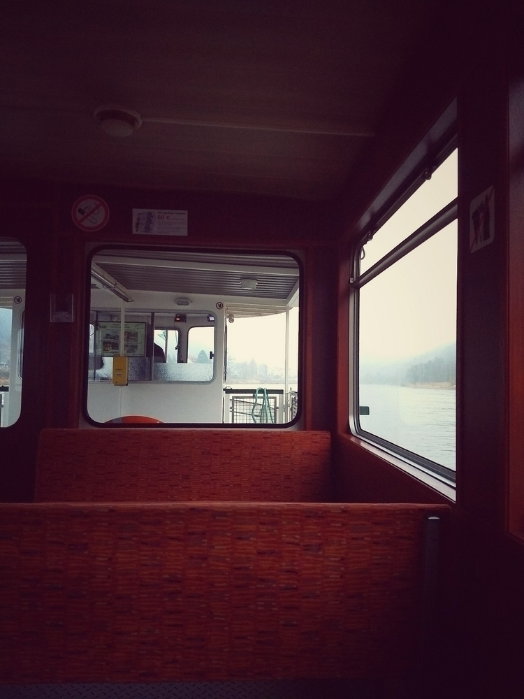 river, ferry, boat, weekend, elbe - claudio_g_c | ello